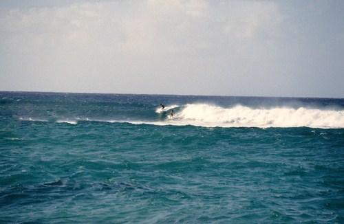 Foto playa Cala Calderer. sörf