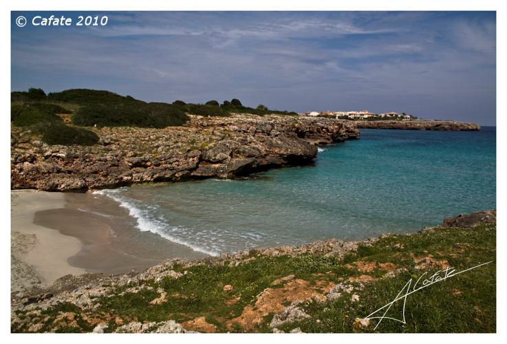 Foto playa Cala Morlanda. Caló d´en Rafelinos - Buy a print in - http://cafate.blogspot.com/