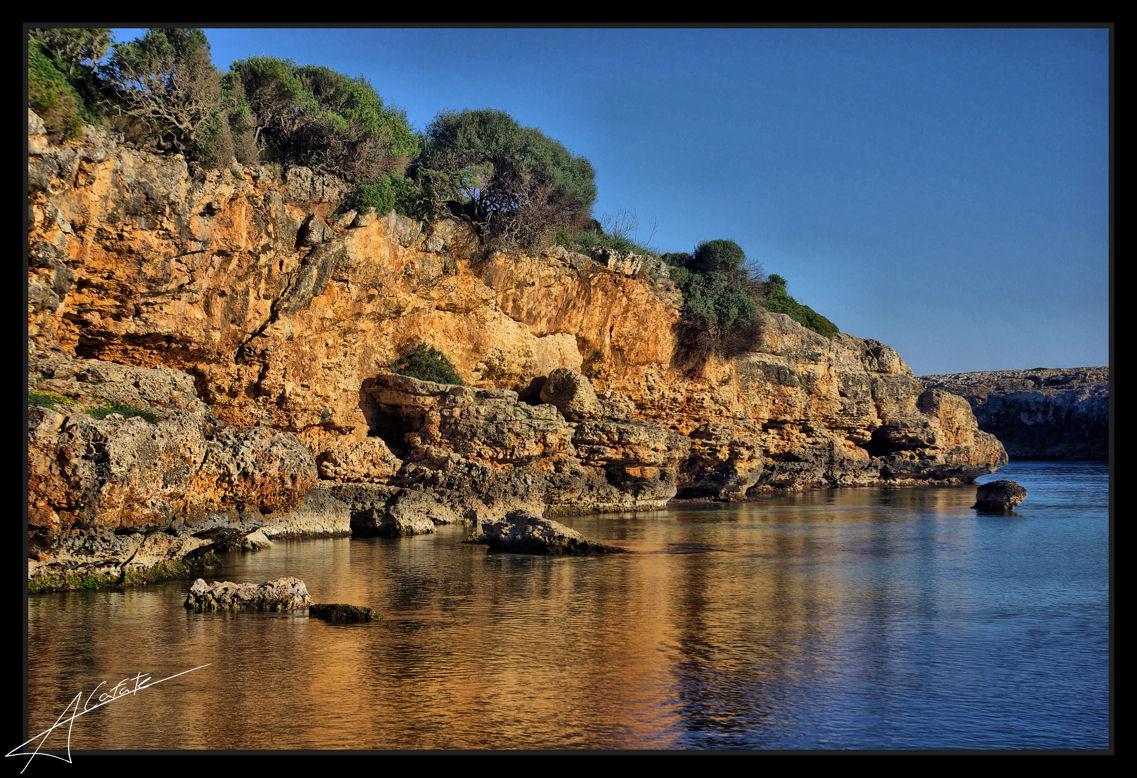 Foto playa Cala Petita. Cala Petita - Illes Balears - Buy a print in - http://cafate.blogspot.com/