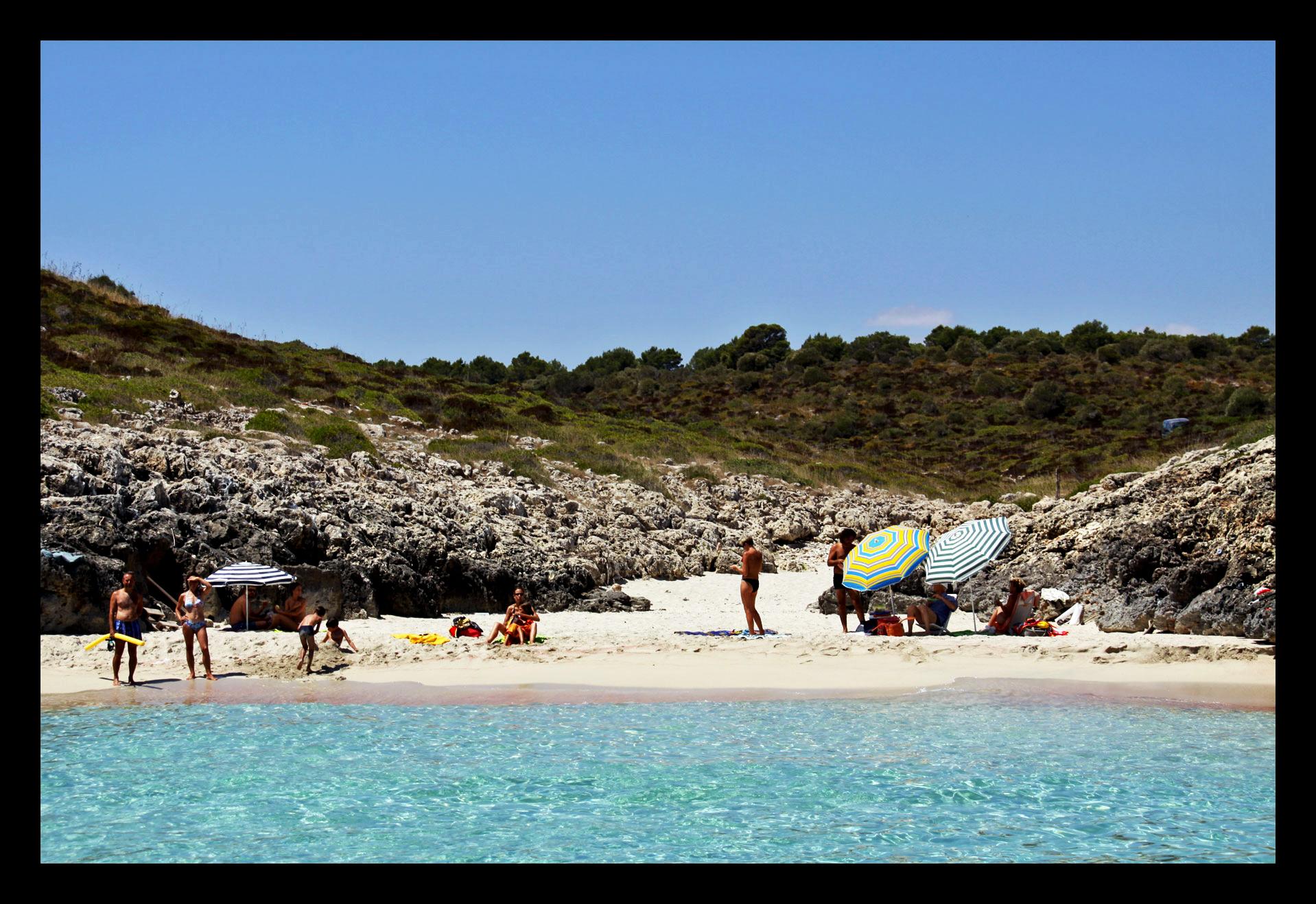 Foto playa Cala Pilota. CALA PILOTA