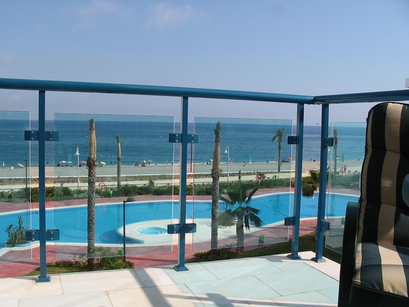 Foto playa Cambriles. Vistas desde Pisos