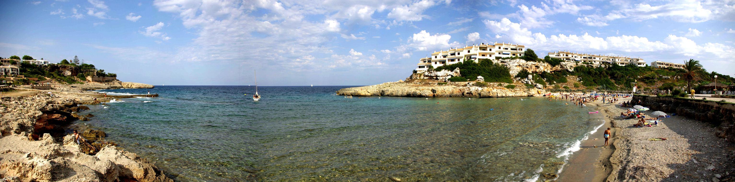 Playa Caló Antena
