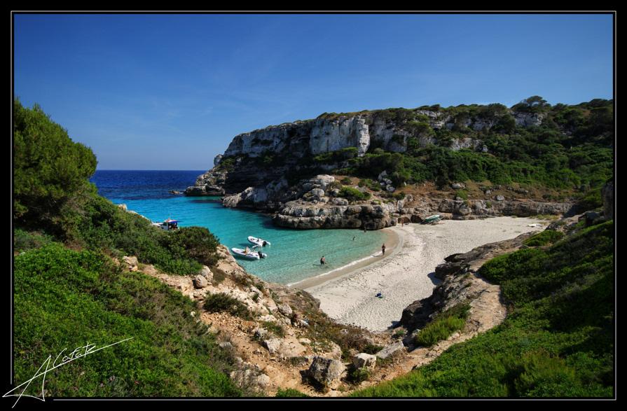 Playa Cala Marmols