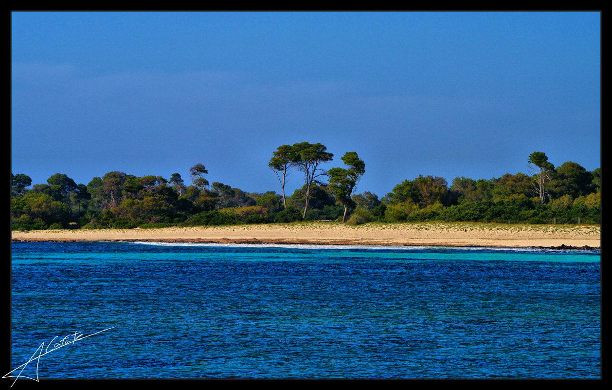 Foto playa Es Caragol. Platja des Caragol- Illes Balears - Buy a print in - http://cafate.blogspot.com/