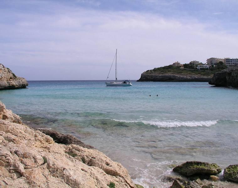 Foto playa Es Caragol. P5240113