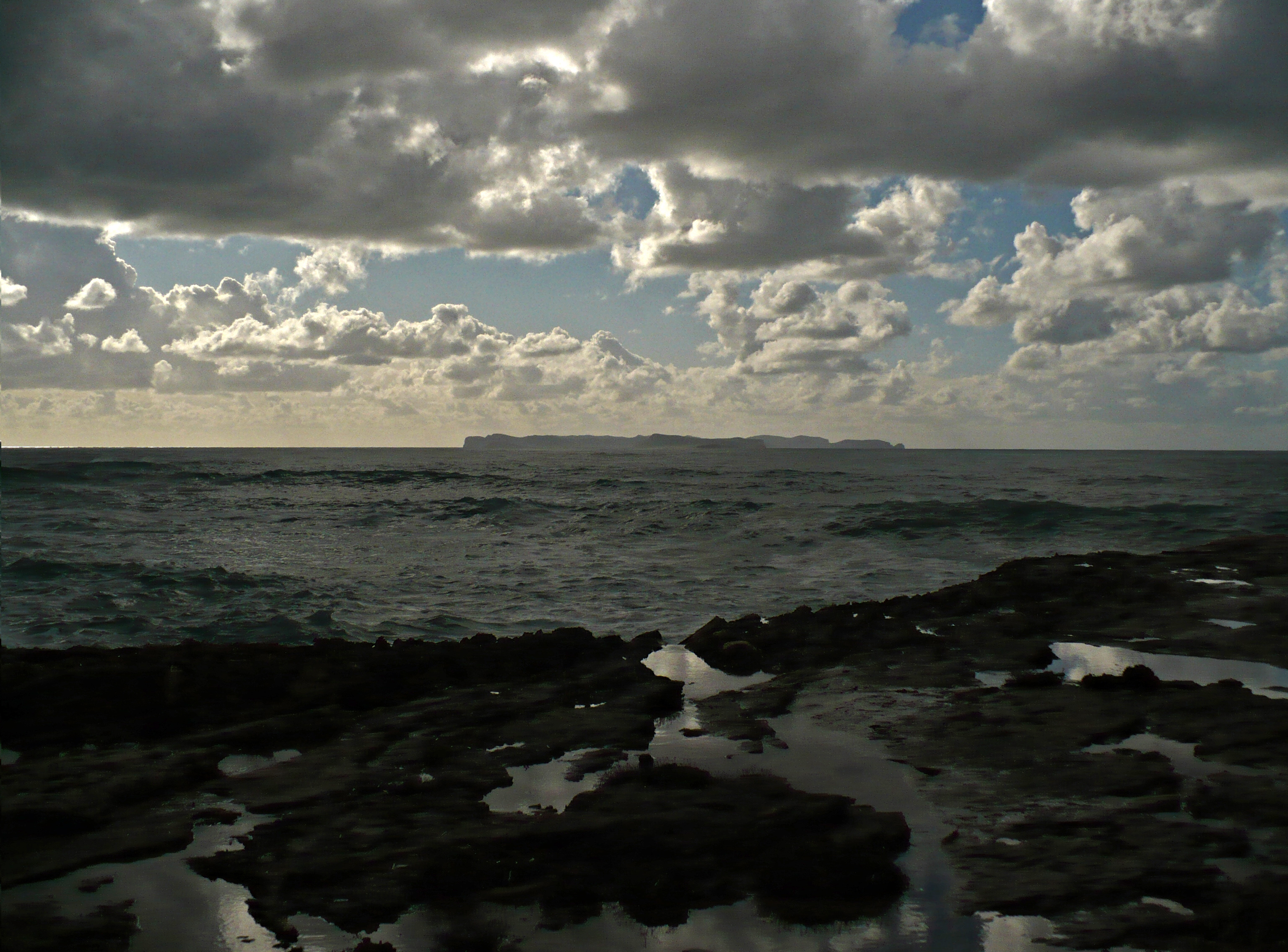 Foto playa Cala en Tugores. Cabrera