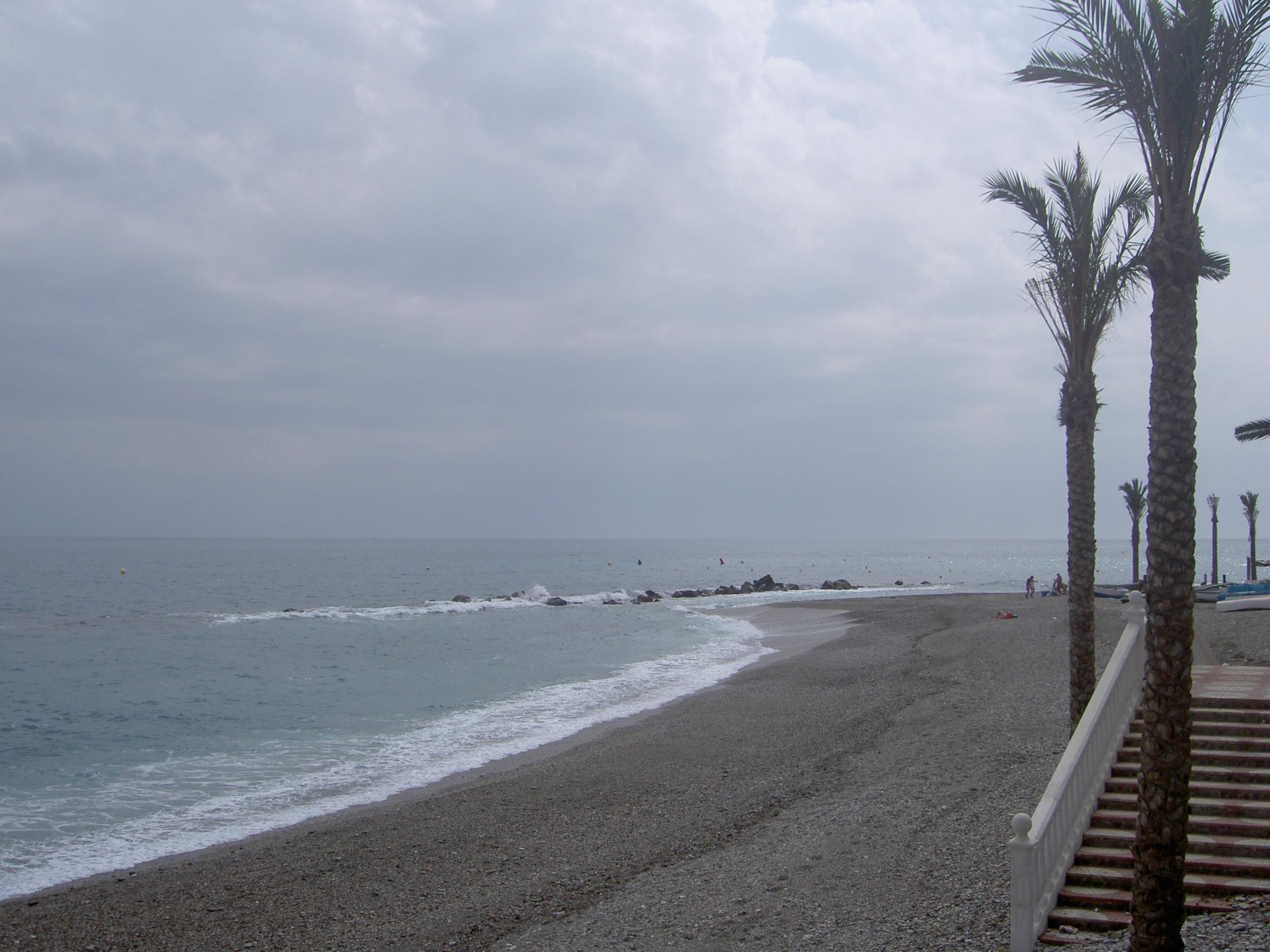 Foto playa Cambriles. Playa de Lujar, (Estepa 32)