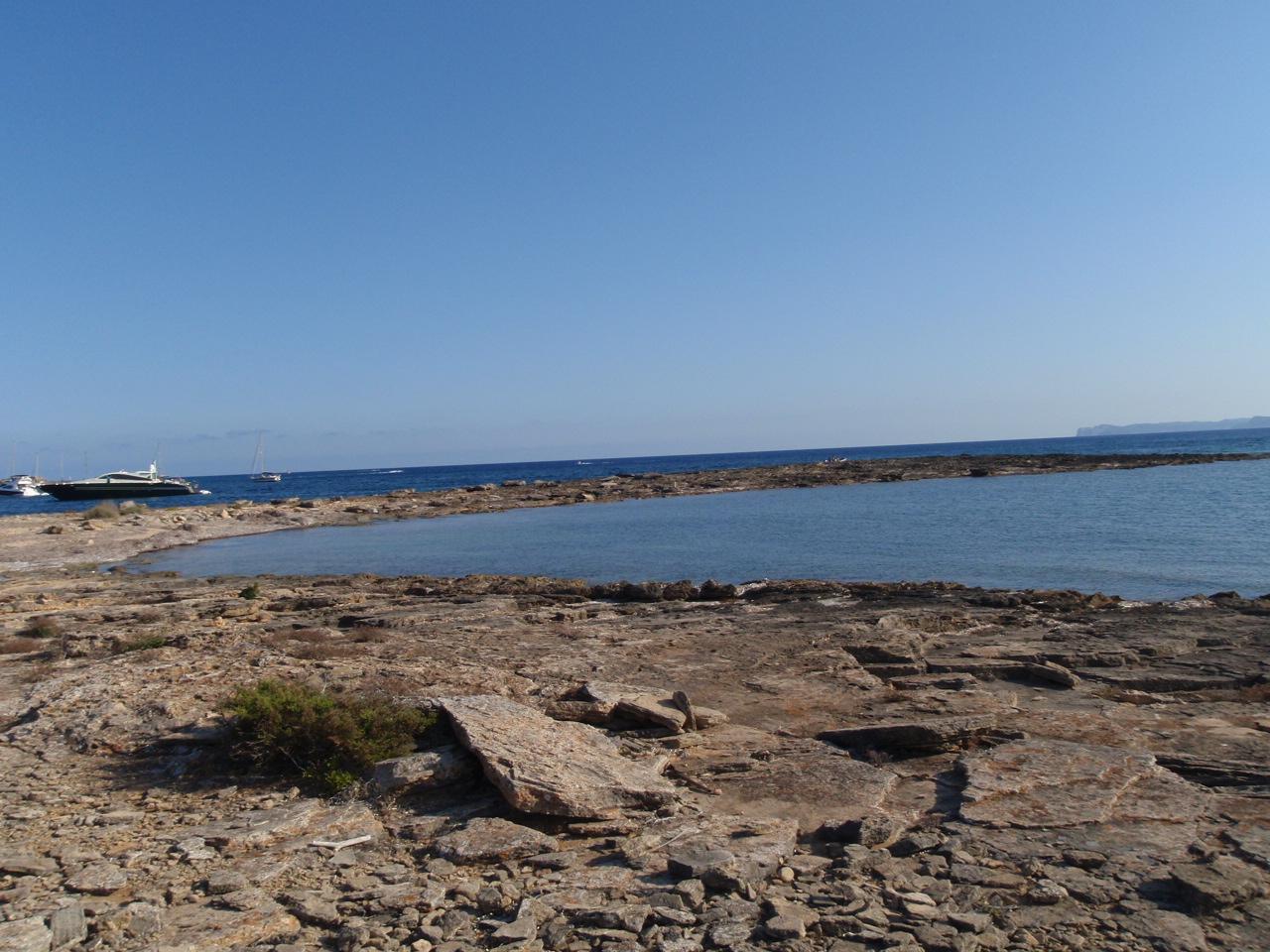 Foto playa Cala en Tugores. Playa Caragol - Mallorca