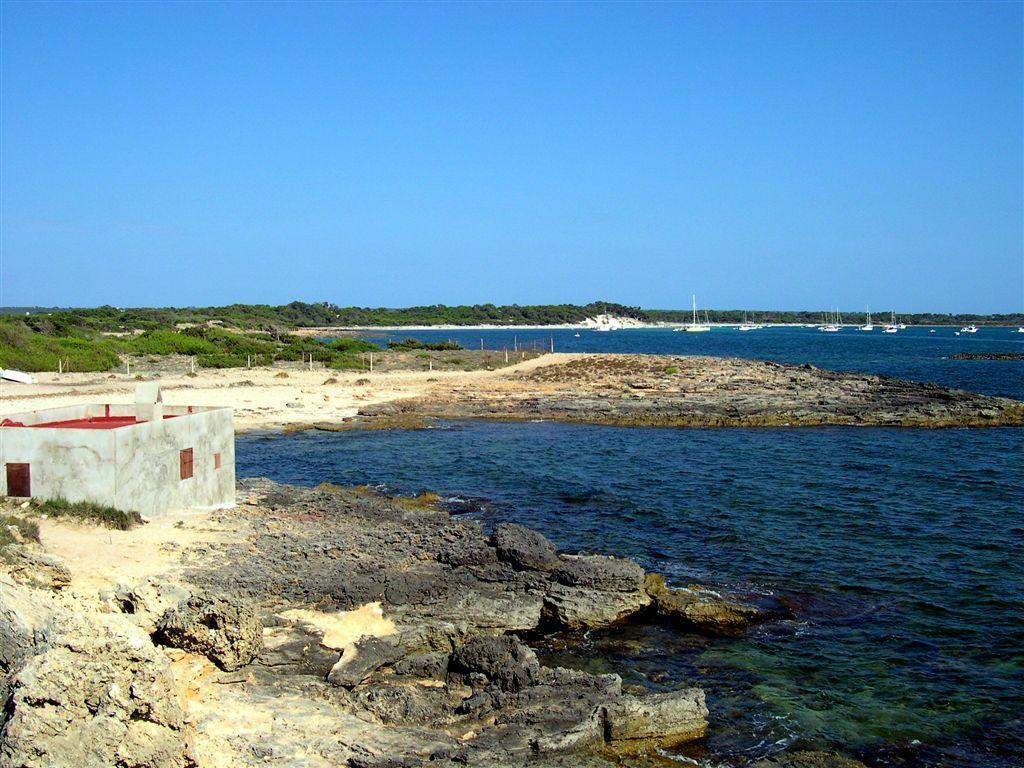 Playa Es Carbó / Ses Roquetes