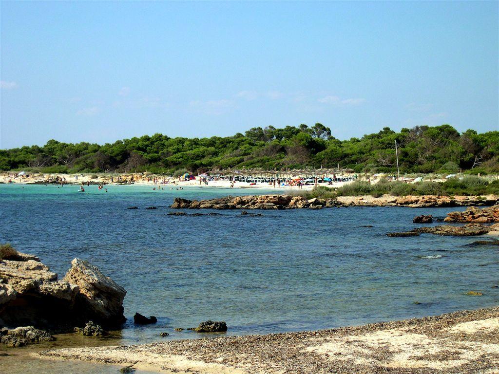 Foto playa Es Carbó / Ses Roquetes. Maiorca - Colonia Sant Jordi