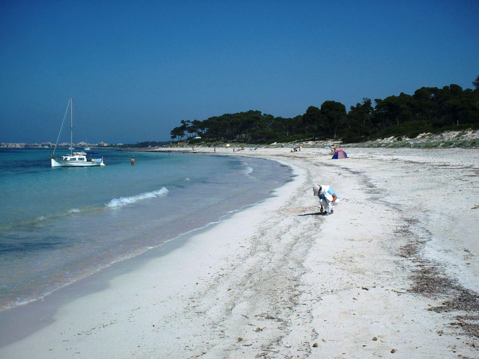 Foto playa Es Carbó / Ses Roquetes. Mallorca