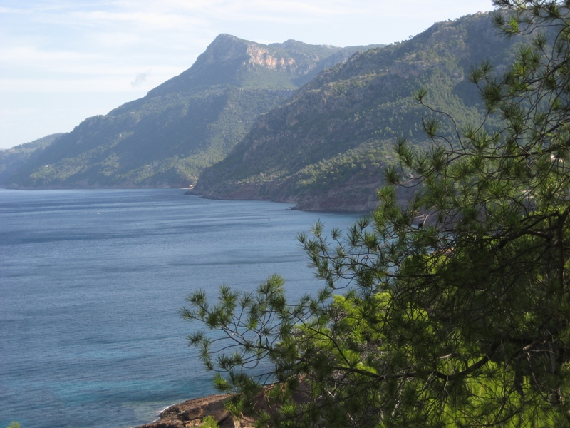 Foto playa Son Bunyola. from Banyalbufar to Port des Canonge
