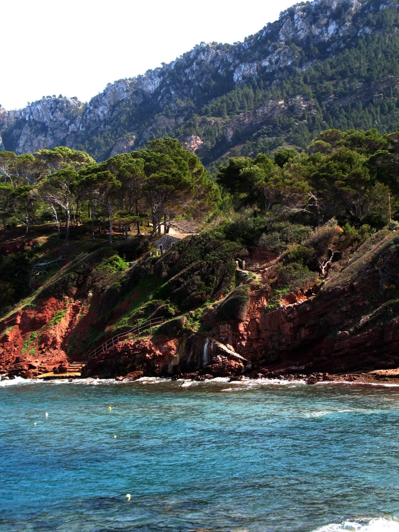 Foto playa Son Bunyola. Blue Canonge