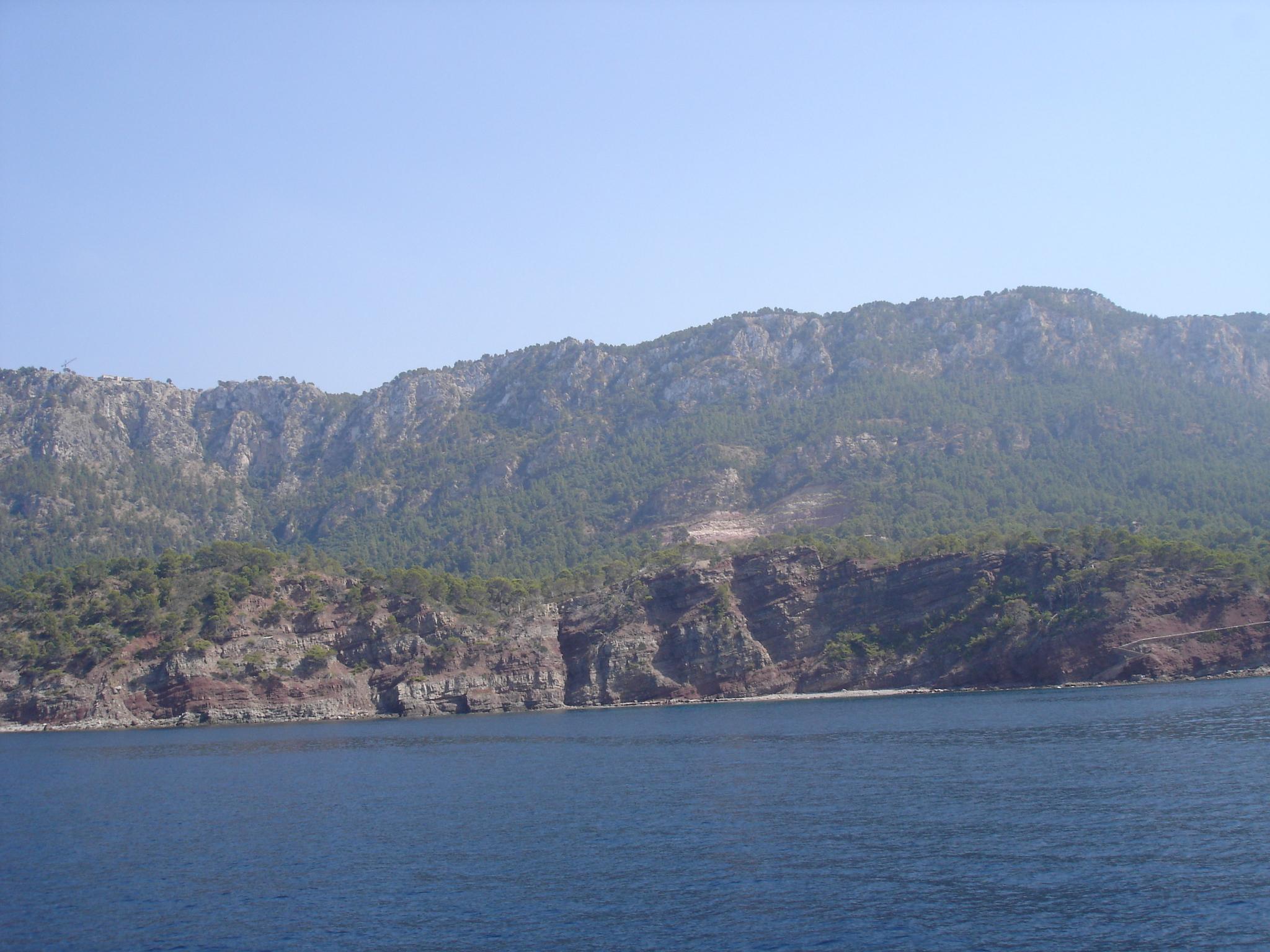 Foto playa Sa Cova. Westküste bei Valldemosa 2