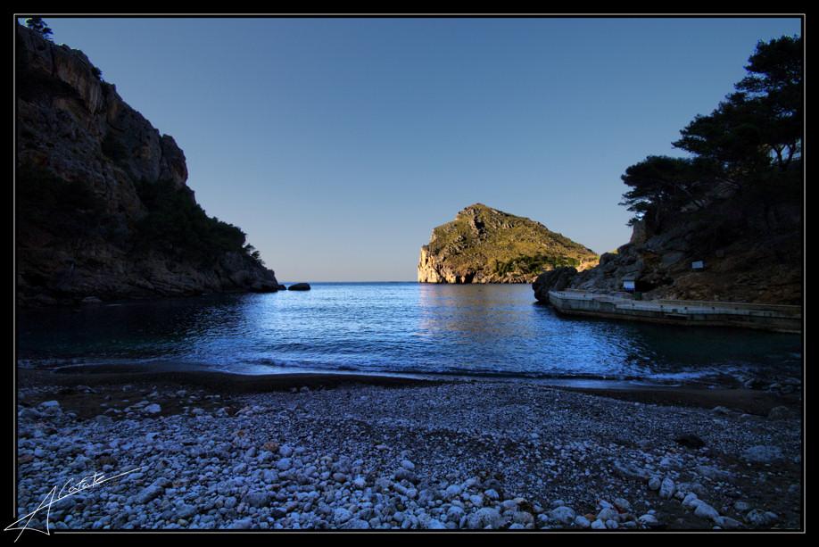 Foto playa Torrent de Pareis. Sa Calobra - Mallorca - Buy a print in - http://cafate.blogspot.com/