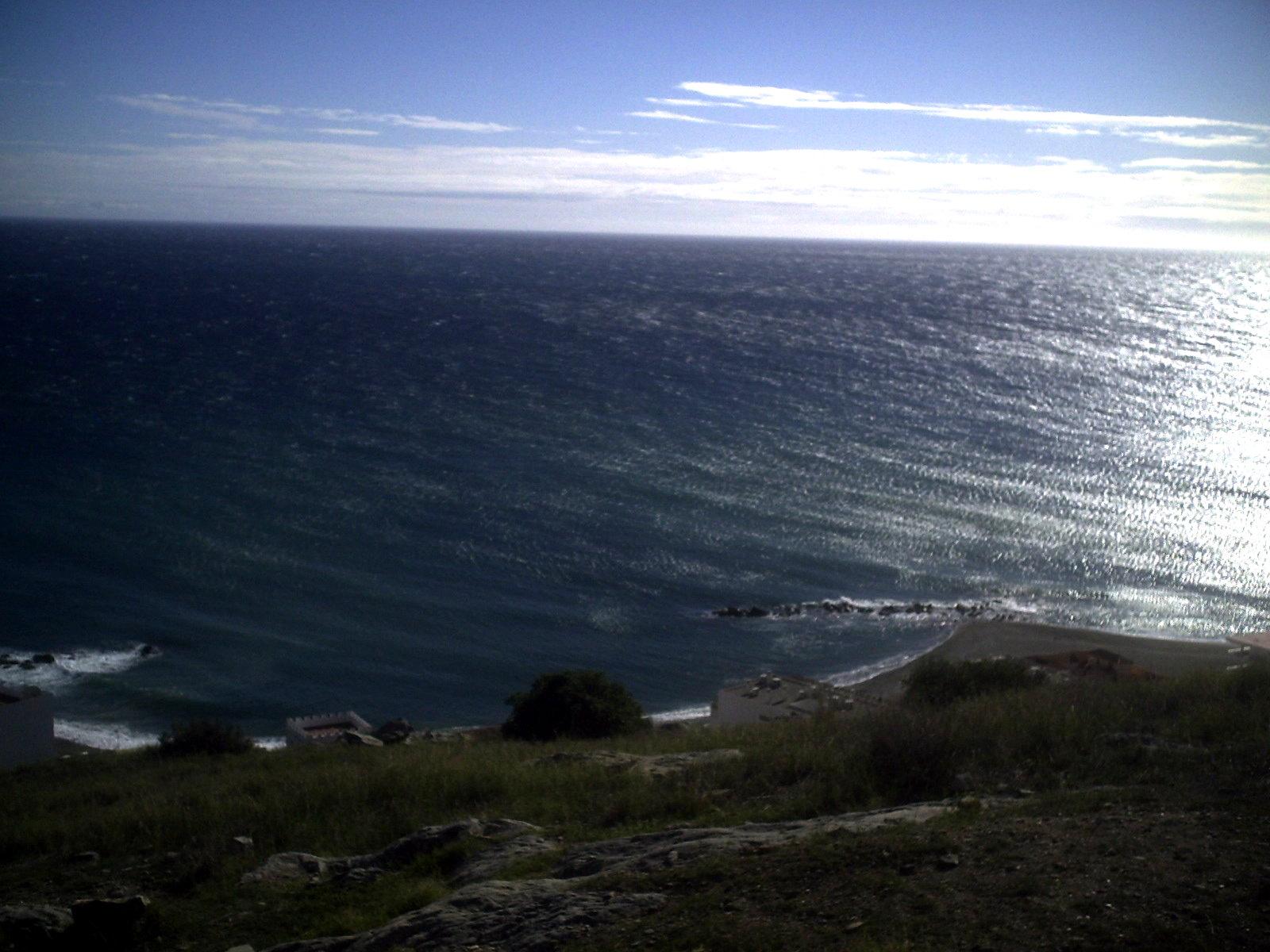 Foto playa Sotillo / Castell de Ferro. El mar en Castell del Ferro.