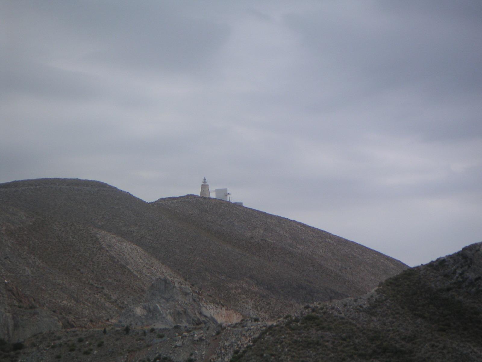 Foto playa Sotillo / Castell de Ferro. FARO PUNTA DE LA PUNTA DEL MELONAR