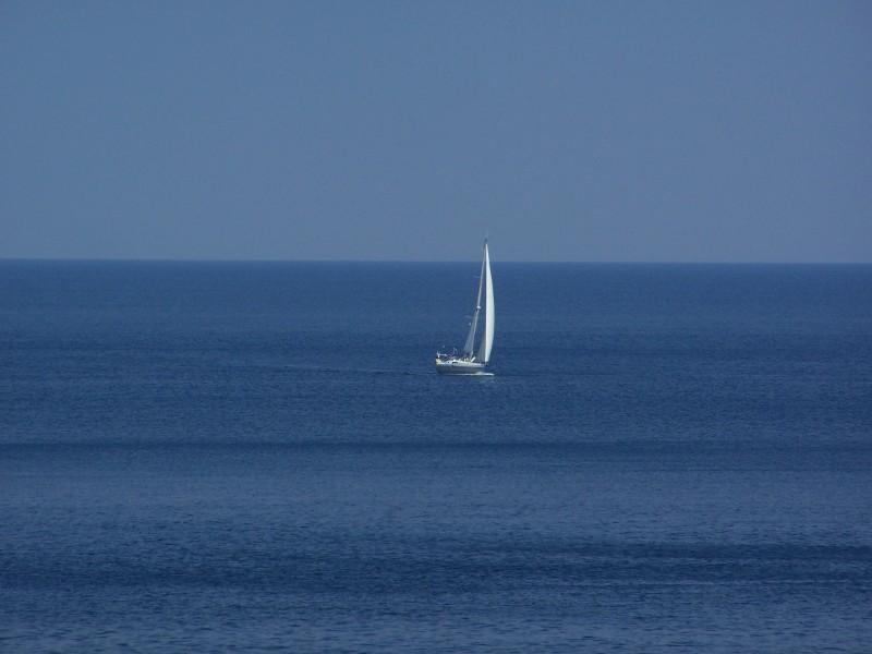 Foto playa Cala en gossalba. Cala Murta - sea view