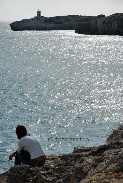 Foto playa Cala Murta. Contemplation - Porto Cristo, Mallorca, Spain