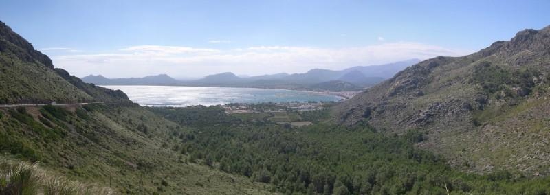 Foto playa Cala En Feliu. Cap Formontera - Blick Richting Port de Pollenca