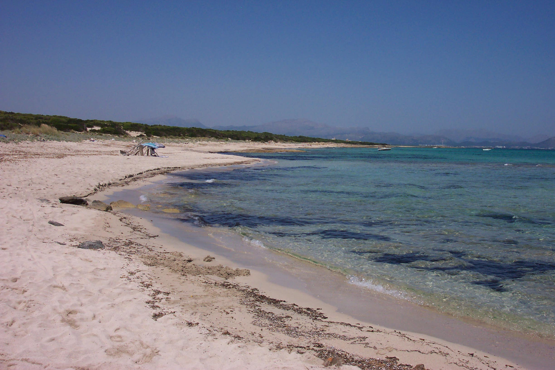 Foto playa Cala Serralot. Son Serra