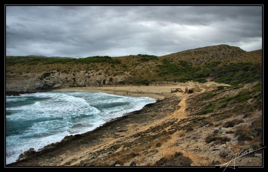 Playa Cala Estret