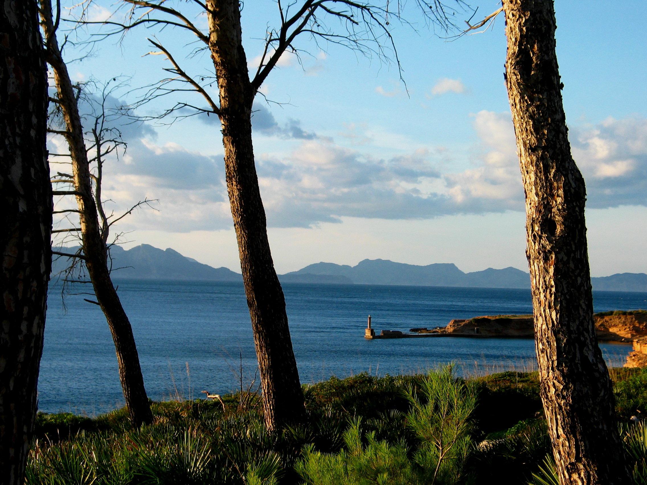 Foto playa Es Caló. Es Calo-3 AL