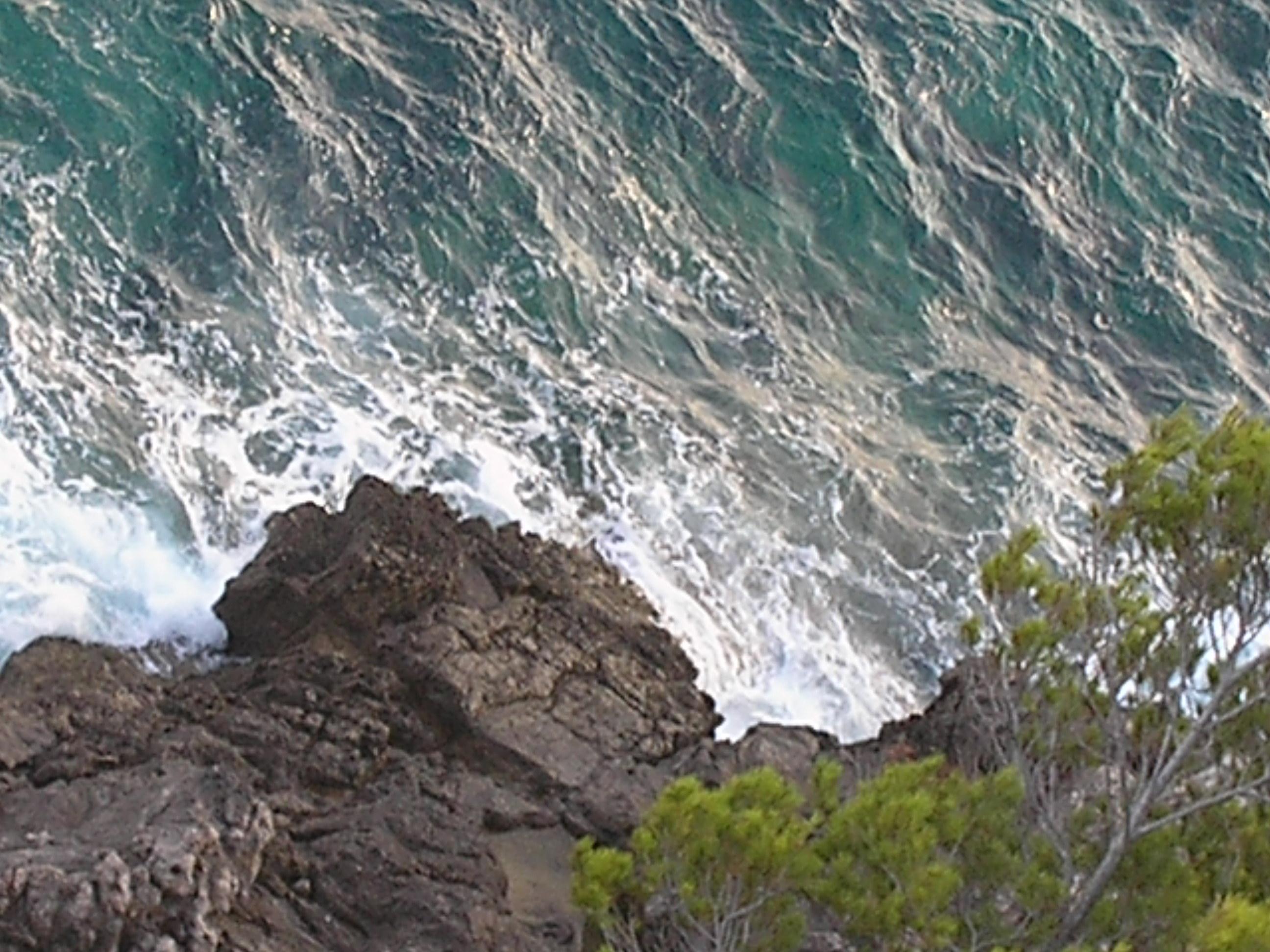 Foto playa Cala Rotja. costa dels Pins