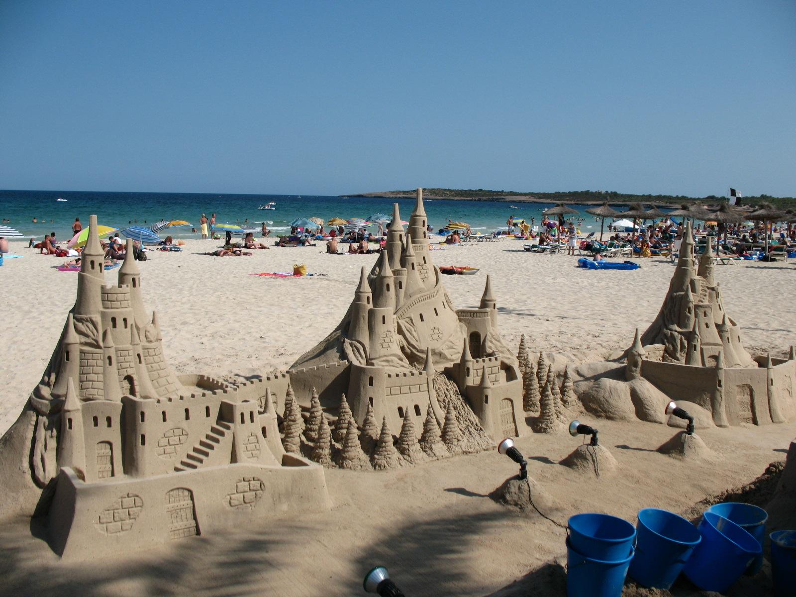 Playa Cala Millor / Cala Nau / Son Moro