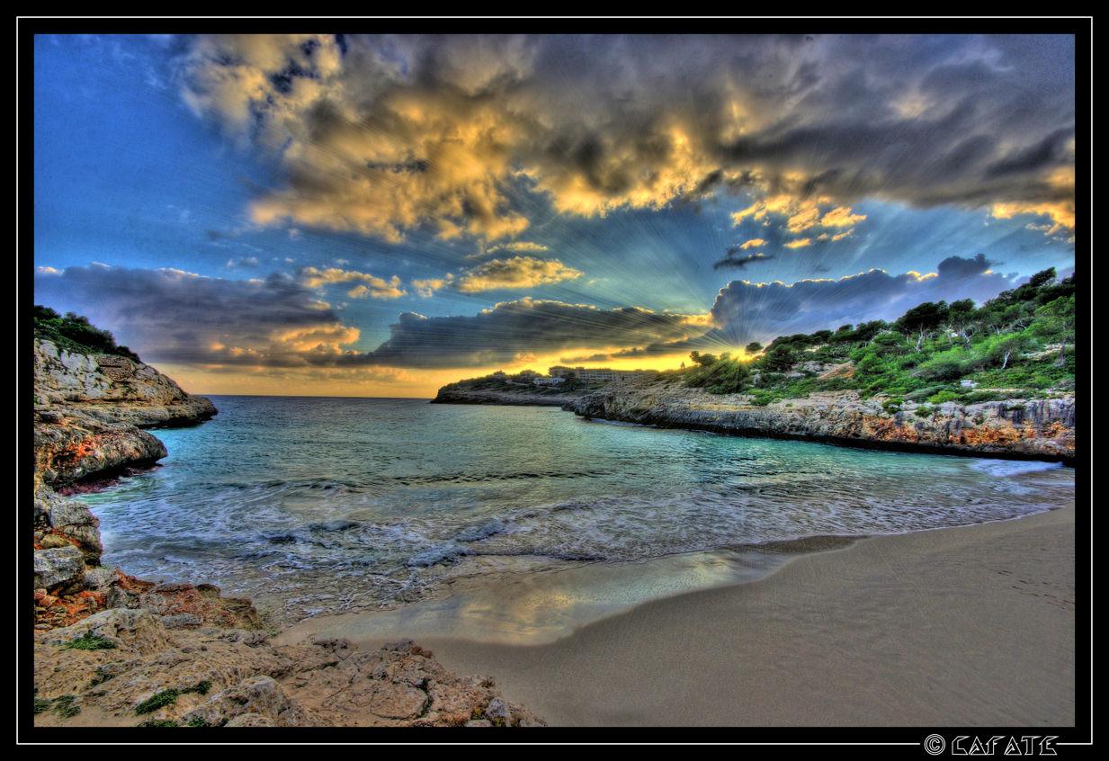 Playa Cala Mandia