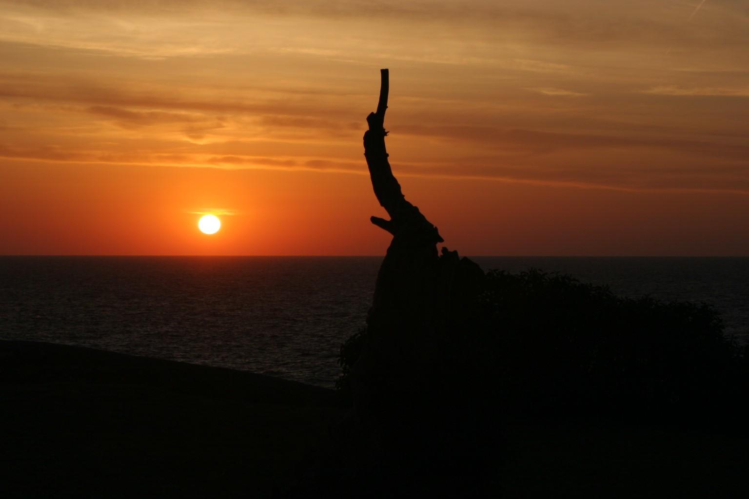 Foto playa Cala Mandia. Cala Mandia - Sunrise