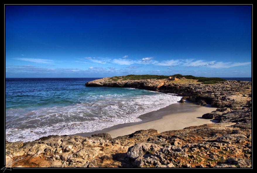 Foto playa Cala Varques. Cala Varques - Mallorca - Buy a print in - http://cafate.blogspot.com/