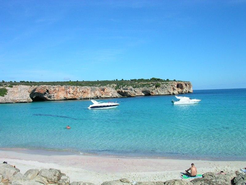 Foto playa Cala Varques. Cala Varques
