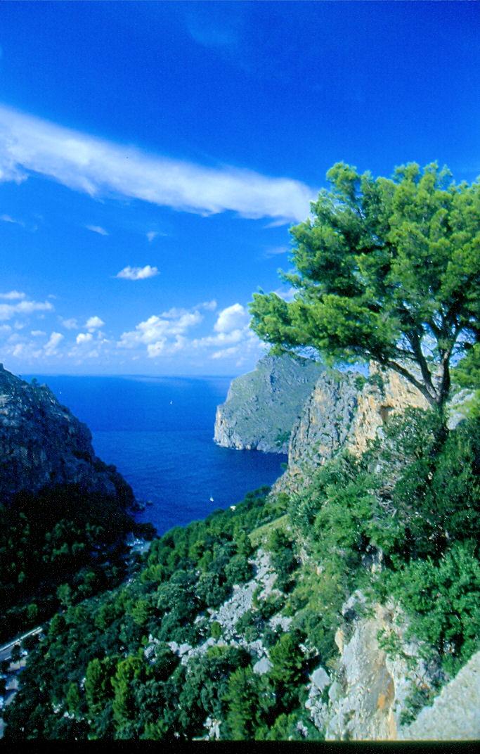 Foto playa Cala Teix. Palma de Maiorca landscape