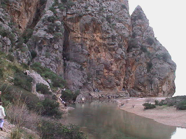 Foto playa Cala Codolar. Mallorca