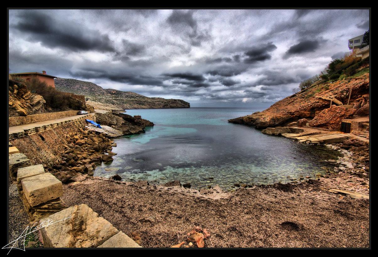 Playa Cala Sant Vicens / Cala Molins / Cala Barques