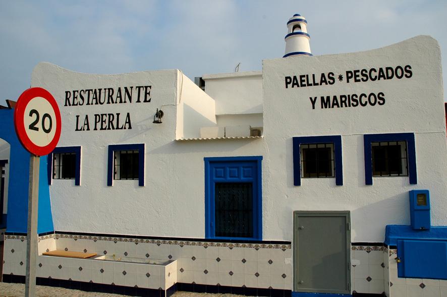 Foto playa Carchuna. la mejor paella