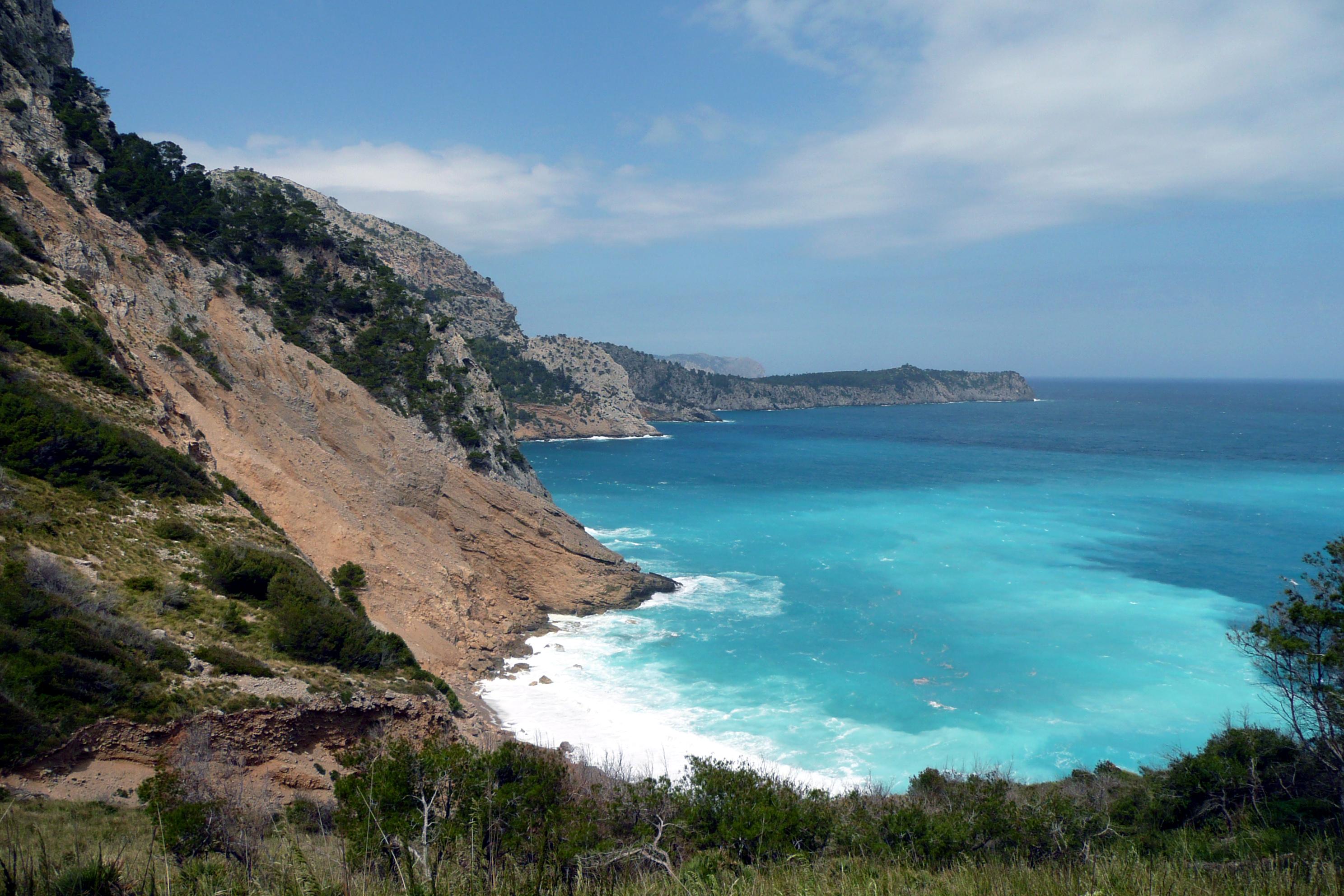 Foto playa Coll Baix. 0404 Talaia 20 Platja des Coll Baix