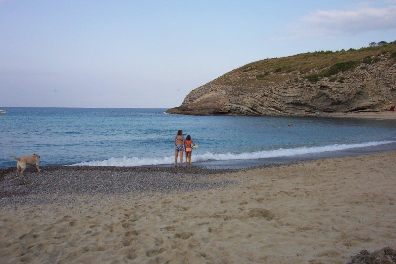 Foto playa Cala Torta. cala torta