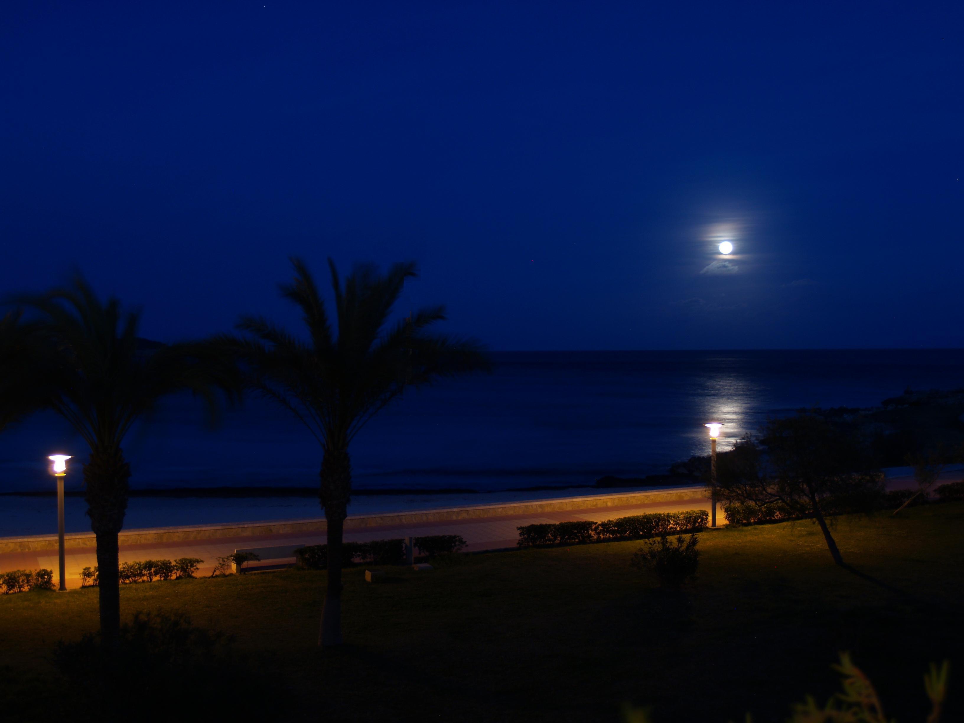 Foto playa Cala Moreia / S´Illot. Sa Coma 21-03-08