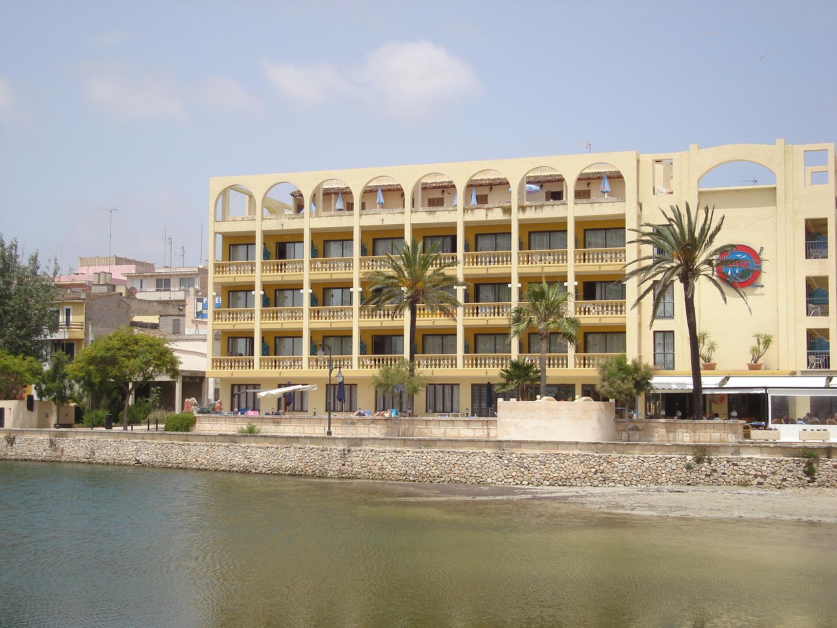 Foto playa Cala Moreia / S´Illot. Sa Coma 3 VB