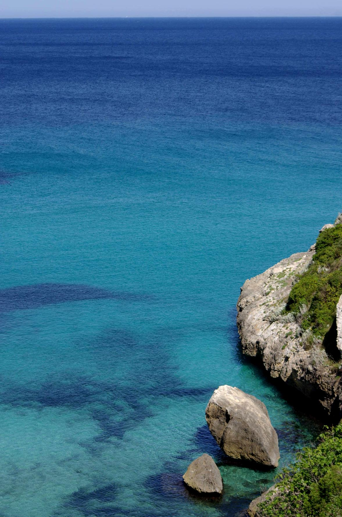 Foto playa Cala Domingos / Cala Es Domingo Gran. Cala Antena Mallorca  - Buy a print in - http://cafate.blogspot.com/