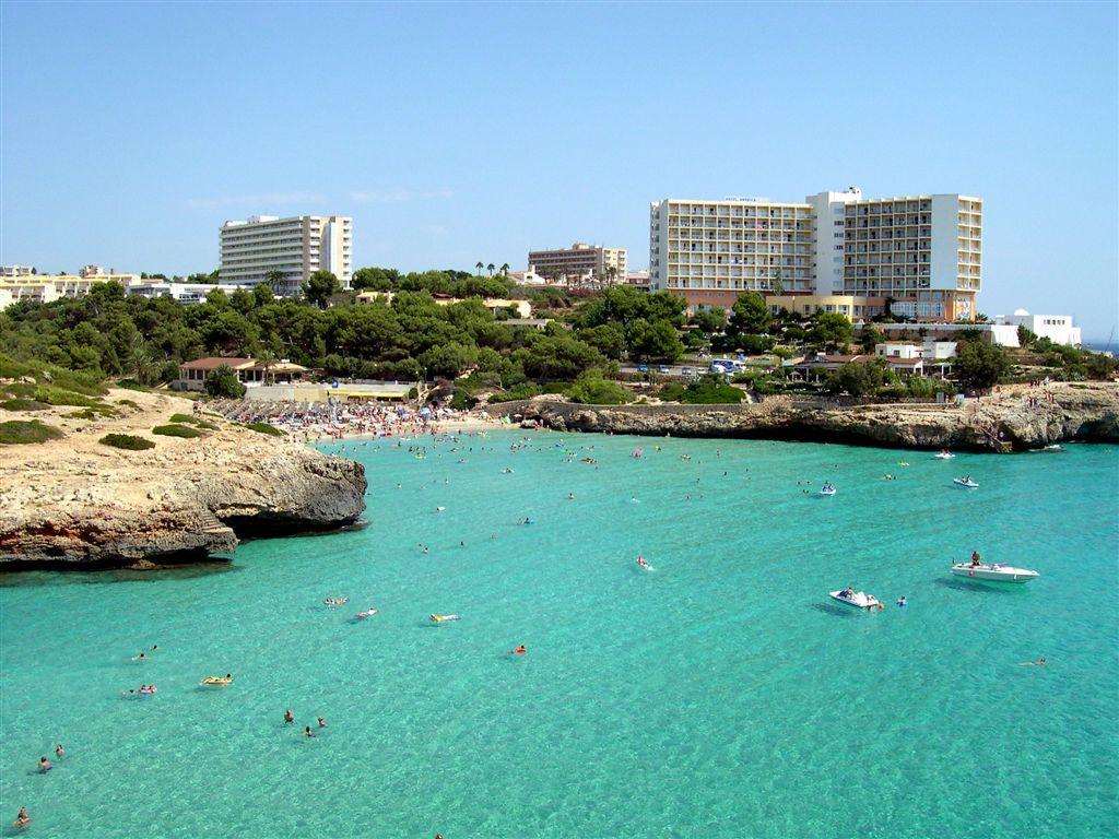 Foto playa Cala Domingos / Cala Es Domingo Gran. Maiorca - Cales de Mallorca, Cala Domingos