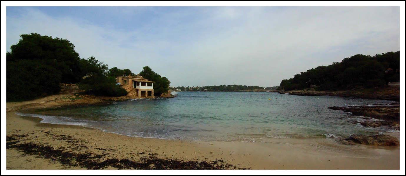 Foto playa Caló de Sa Torre. Cala vora Porto Petro - Buy a print in - http://cafate.blogspot.com/