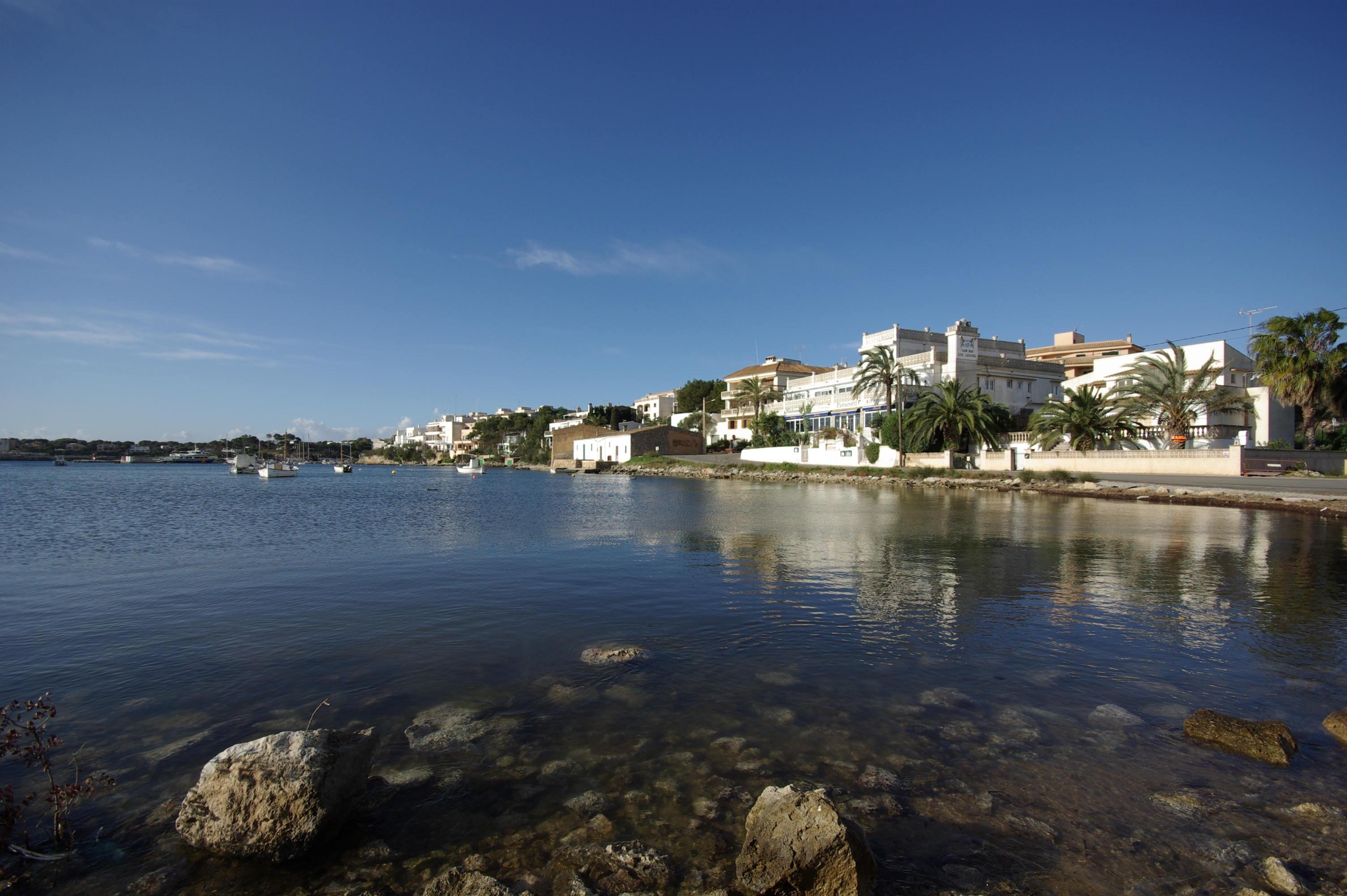 Foto playa Caló de Sa Torre. Porto Petro en calma - Buy a print in - http://cafate.blogspot.com/