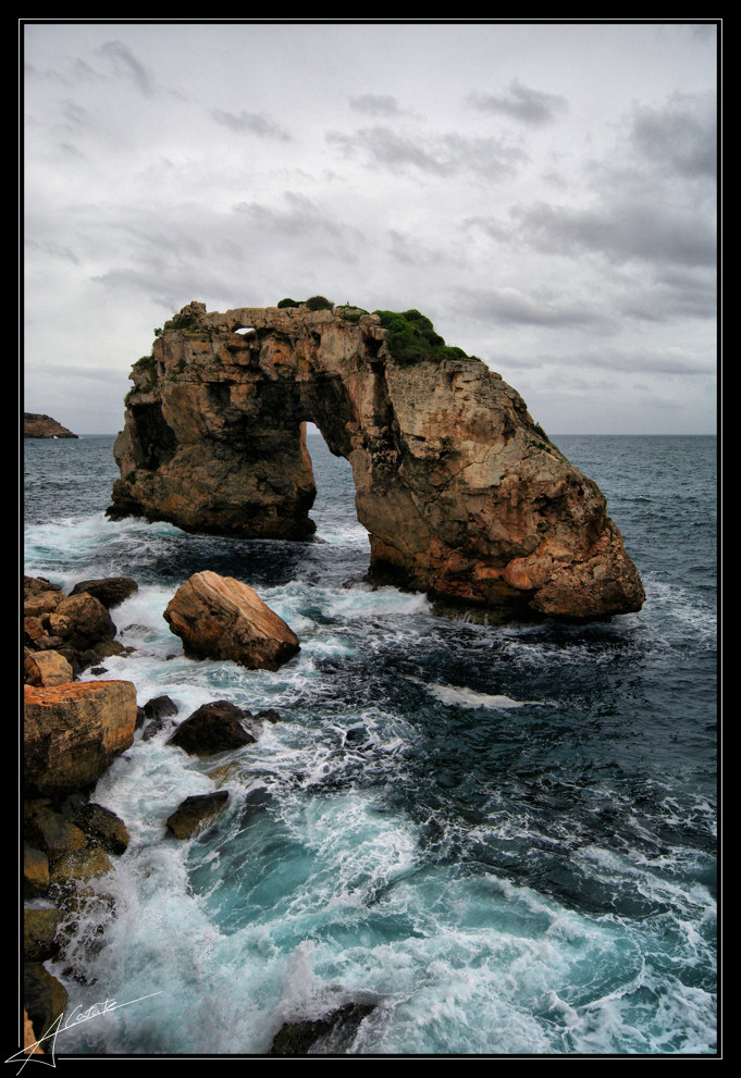 Playa Caló Santanyí / Caló de ses Agulles / sa Bagasseta
