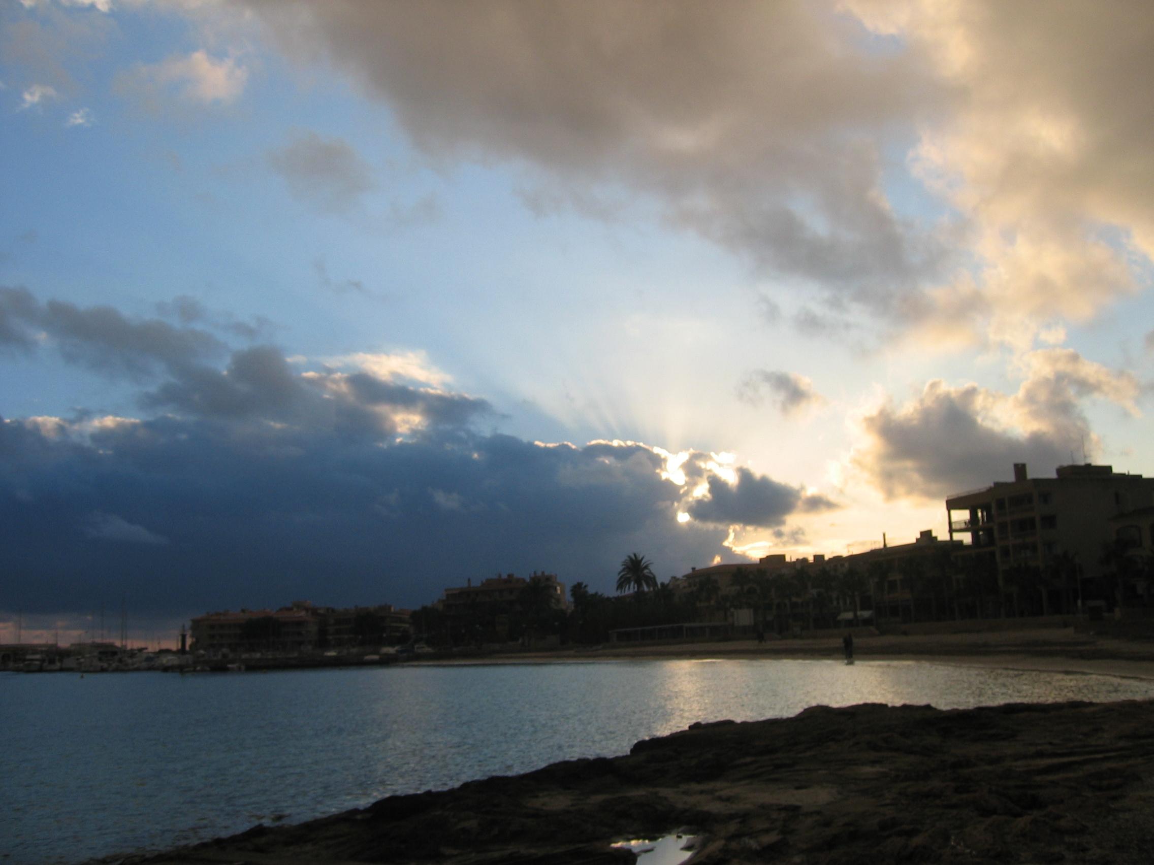 Playa Es Marques / Ses Estanques