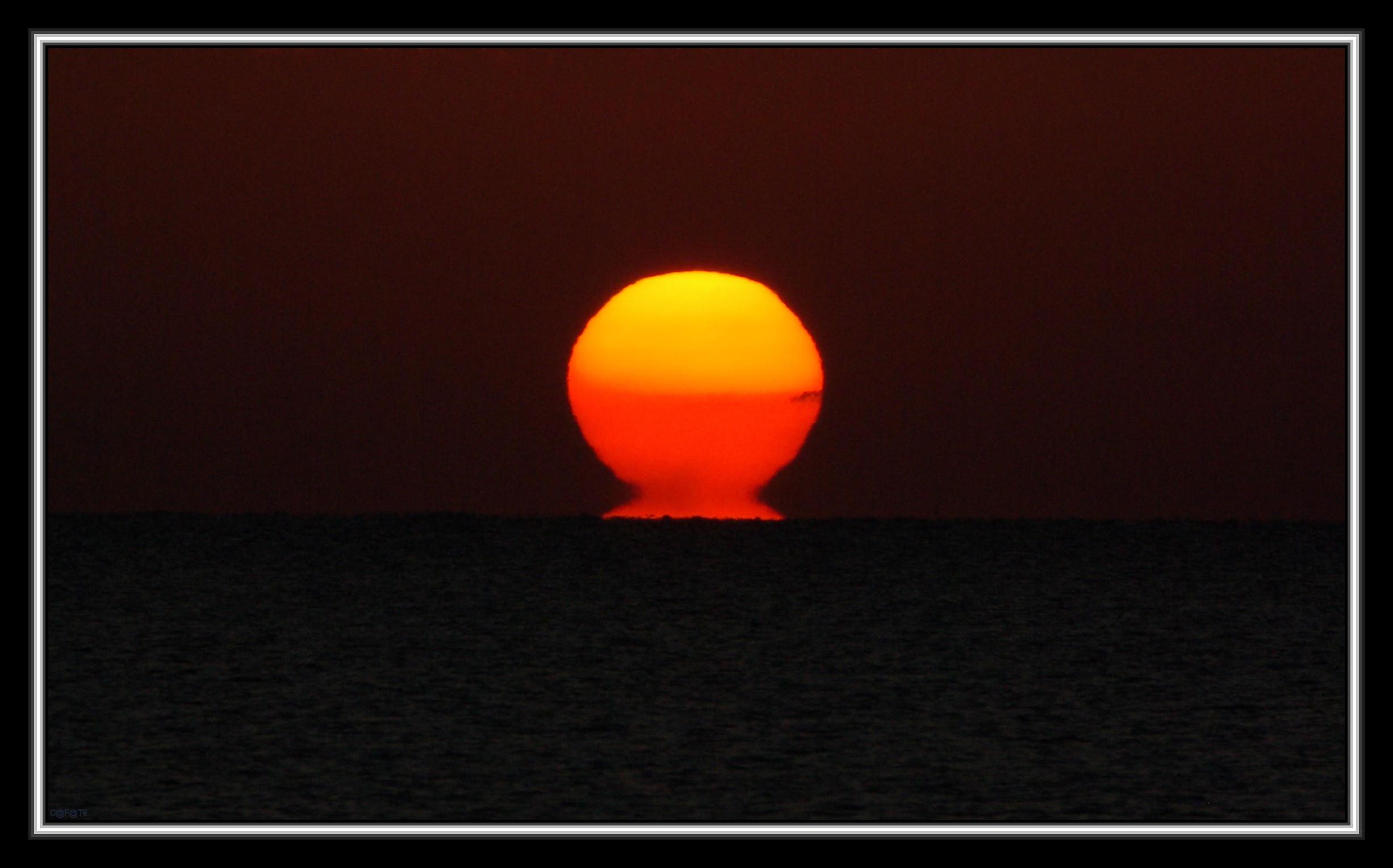 Foto playa Es Trenc. Efecte Solar - Solar Efect - Buy a print in - http://cafate.blogspot.com/