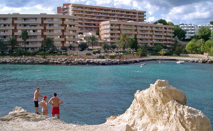 Foto playa Cala Vinyes. Cala Vinyes by JAB