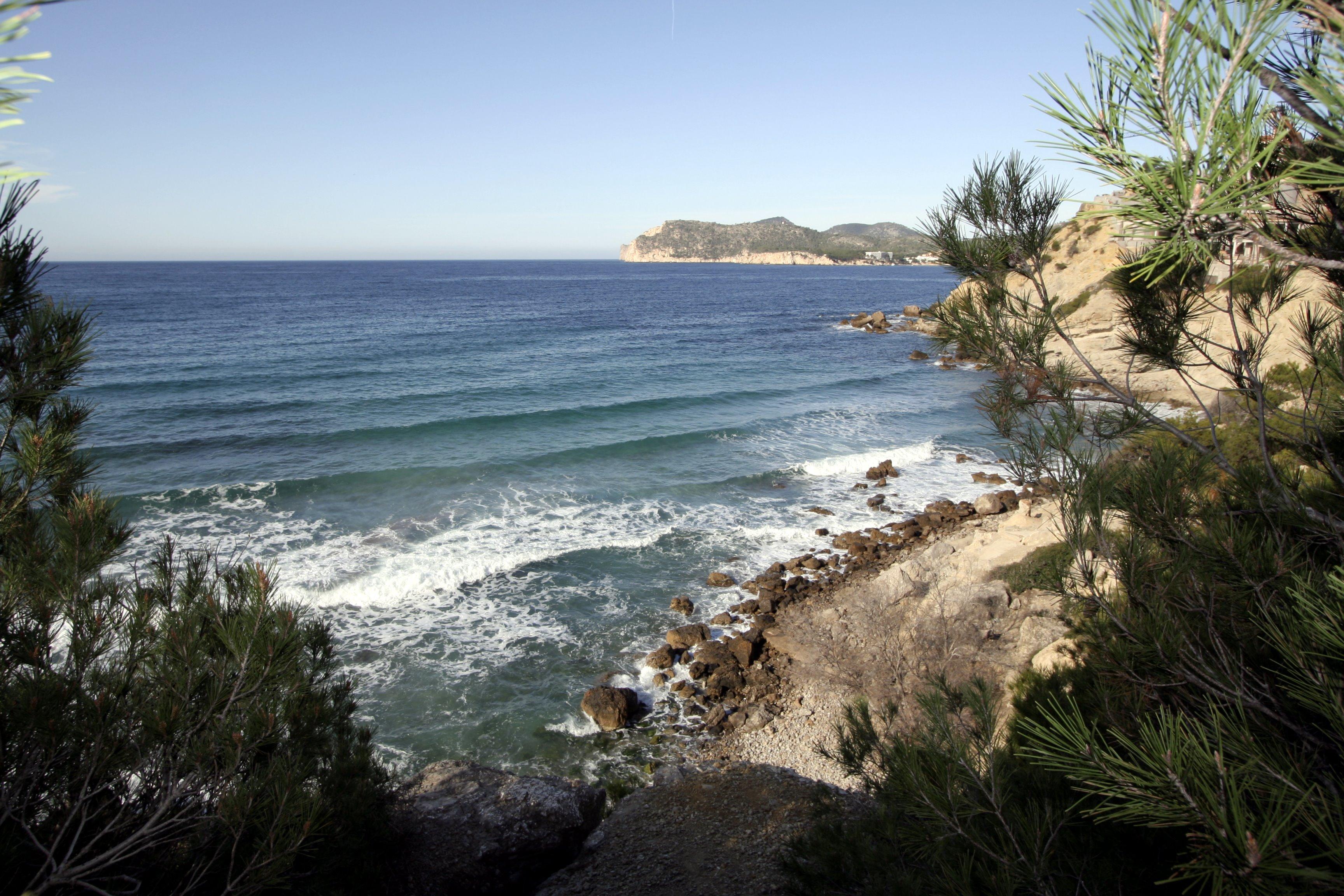 Foto playa Cala de Santa Ponça. Costa de la Calma